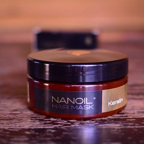 Nanoil Keratin Hair Mask – nie tylko na zniszczone włosy. Recenzja