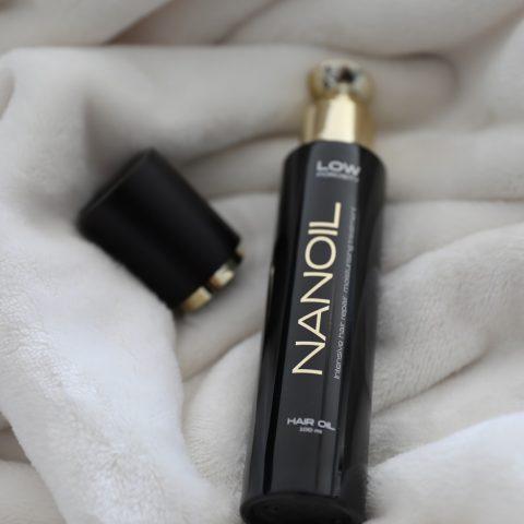 Niezastąpiony olejek do włosów Nanoil. Idealny dla mnie!