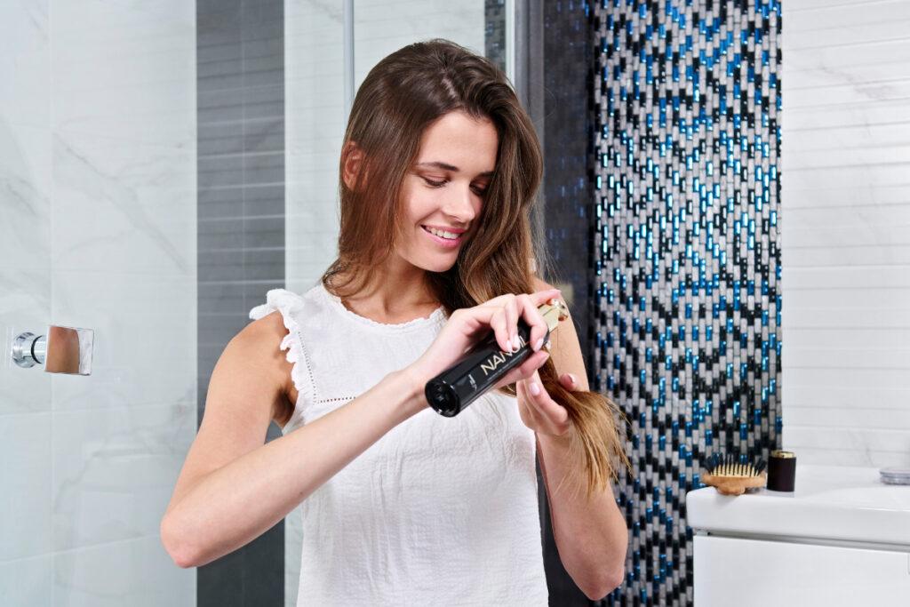 Olejki do włosów Nanoil to nowość na rynku produktów do pielęgnacji włosów.