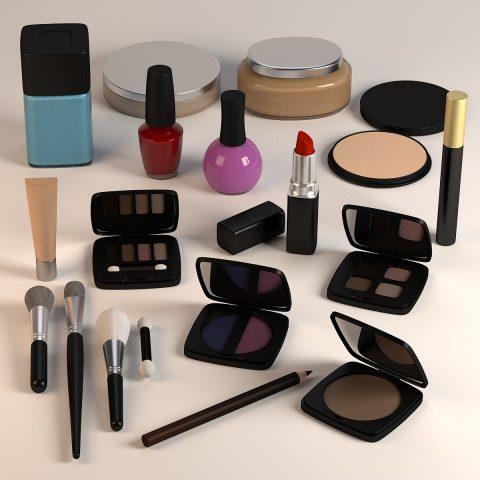 Co znajdziesz w mojej kosmetyczce? Przegląd kolorówki