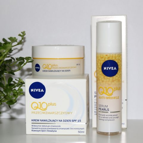 Olejek do ciała Nivea Q10 Plus. Natychmiastowo miękka skóra