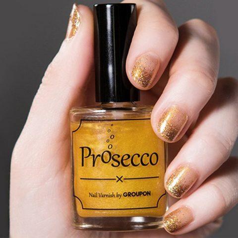 Prosecco Nail Varnish – lakier do paznokci, który można jeść
