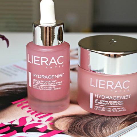 Nawilżamy i dotleniamy skórę: serum Hydragenist od Lierac