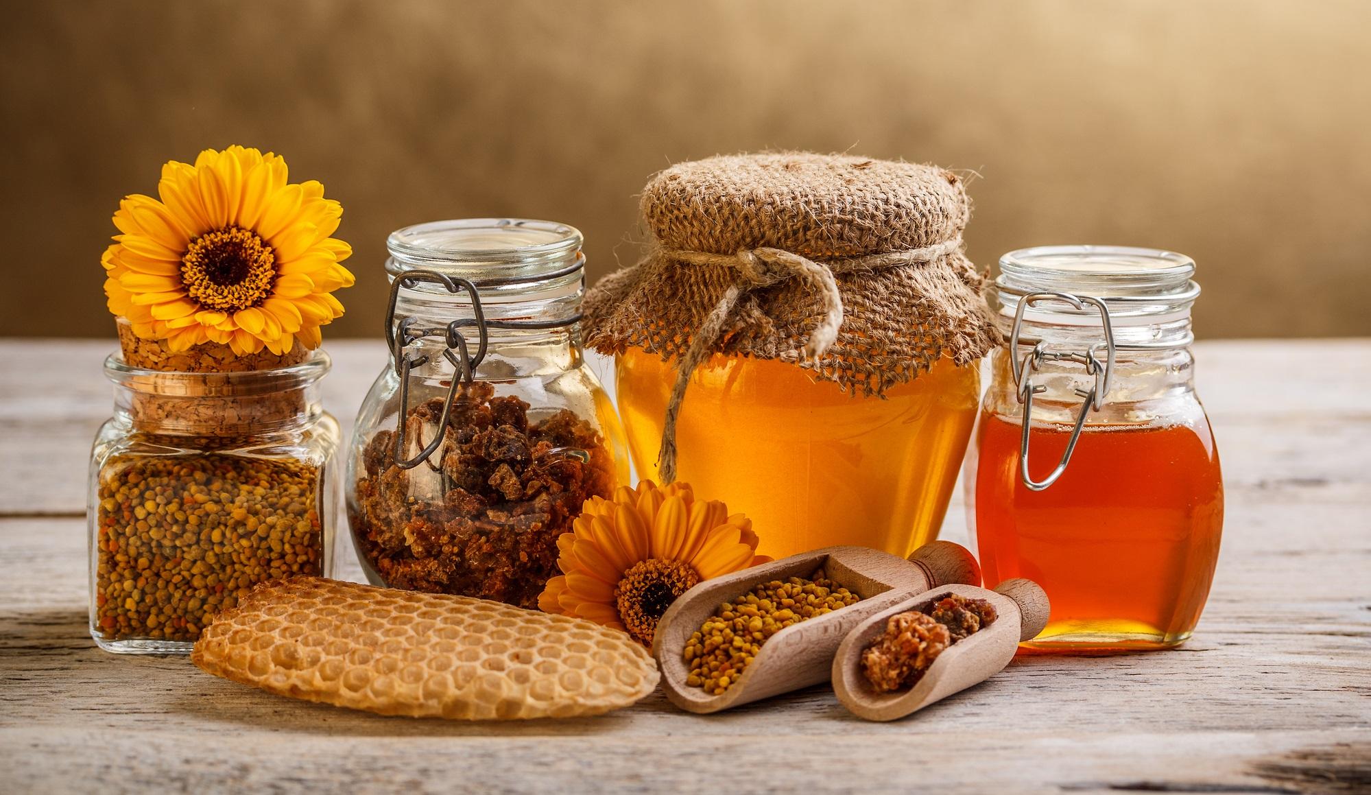 Produkty pszczele w kosmetyce