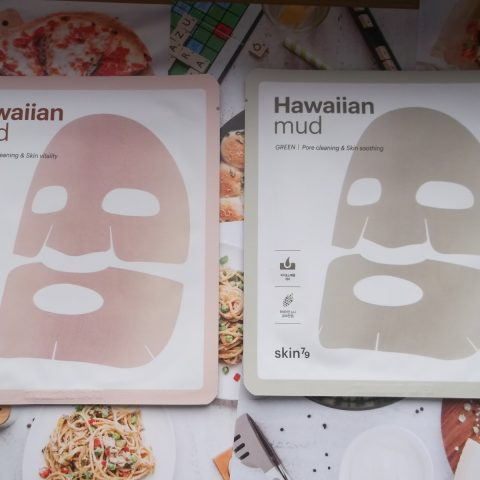 Nie zamulaj – weź maseczkę! Nowości od Skin79: maseczki w płacie z mułem wulkanicznym Hawaiian Mud