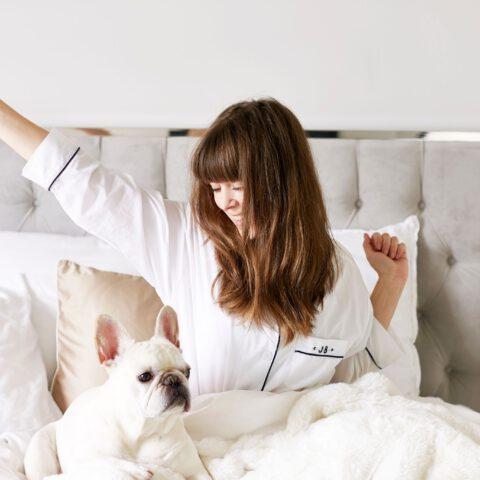 Jak dbać o włosy, kiedy śpisz?
