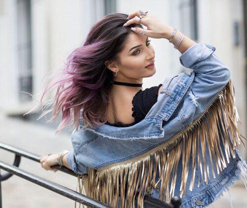 Makijaż włosów