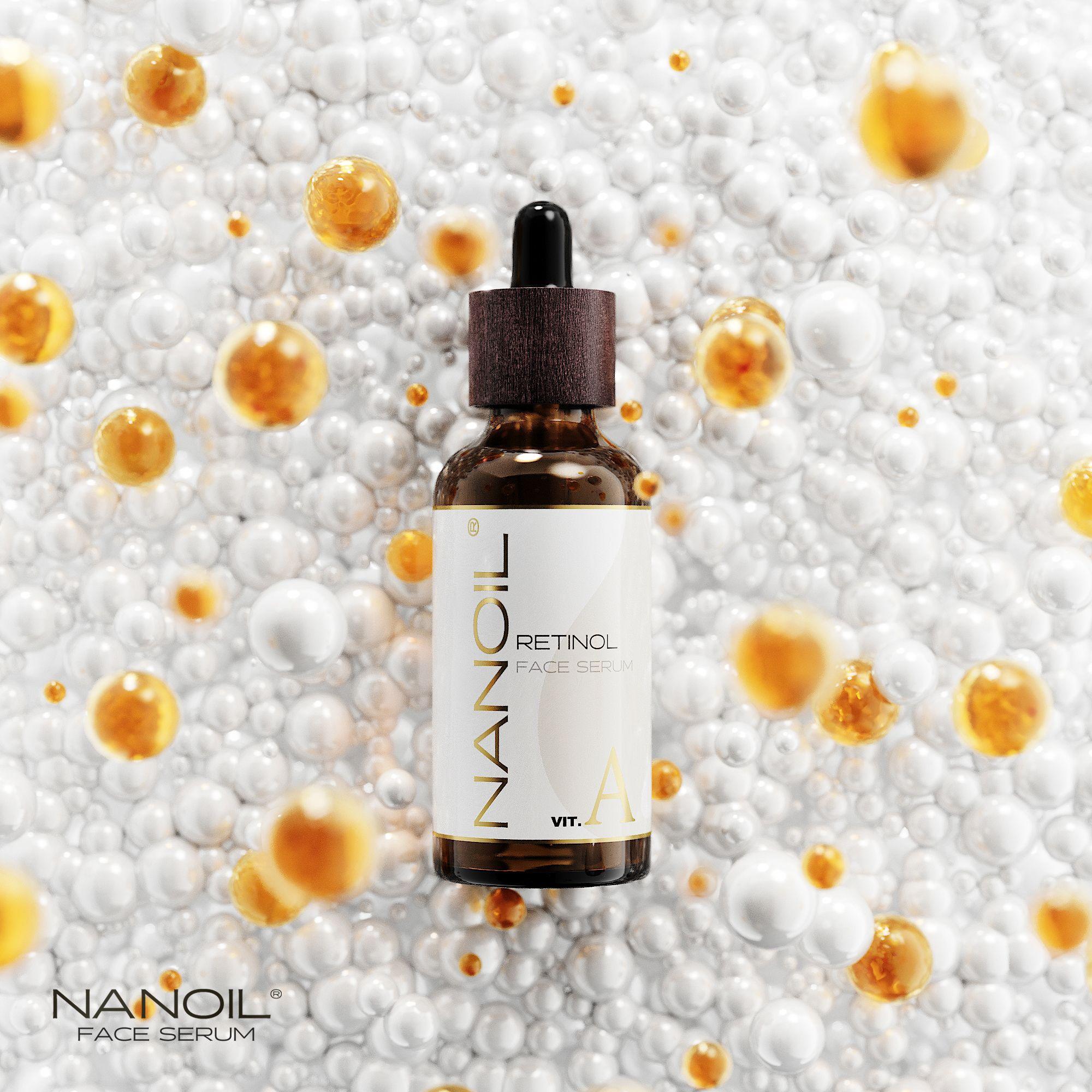 nanoil retinol